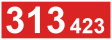 Odkaz na stránku parní lokomotivy 313.423