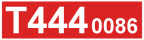 Odkaz na stránku motorové lokomotivy T444.0086