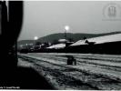 Zimní podvečer v žst.Trutnov hl.n.