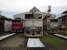 Motorové lokomotivy 750.285-9, 754.050-3 a 754.030-5