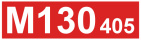 Odkaz na stránku motorového vozu M130.405