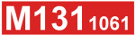 Odkaz na stránku motorového vozu M131.1061