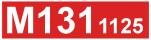 Odkaz na stránku motorového vozu M131.1125