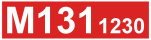 Odkaz na stránku motorového vozu M131.1230