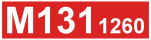 Odkaz na stránku motorového vozu M131.1260