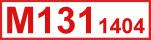 Odkaz na stránku motorového vozu M131.1404