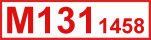 Odkaz na stránku motorového vozu M131.1458