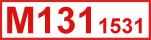 Odkaz na stránku motorového vozu M131.1531