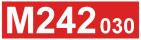 Odkaz na stránku motorového vozu M242.030