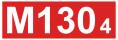 Odkaz na stránku motorových vozů řady M130.4