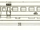 Schéma motorového vozu M286.0
