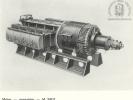 Sestava motor-generator