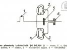 Schema převodovky M 242.026