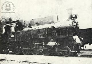 Parní lokomotiva 423.0131