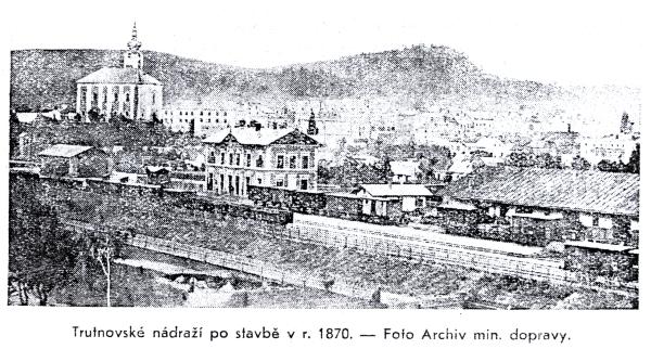Trutnov 1870