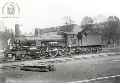Parní lokomotiva 344.003
