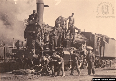 Parní lokomotiva 344.019