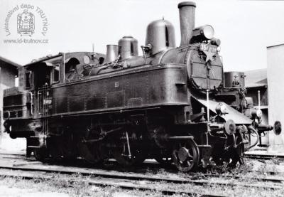 Parní lokomotiva 354.0128