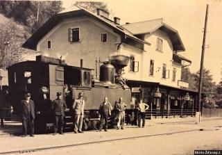 Parní lokomotiva 313.420