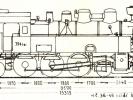 Schéma lokomotivy řady 354.1-01