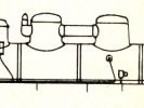 Schéma lokomotivy řady 354.1-03