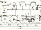 Schéma lokomotivy řady 354.1-04