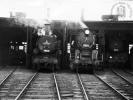 Parní lokomotiva 434.221 a 556.0374