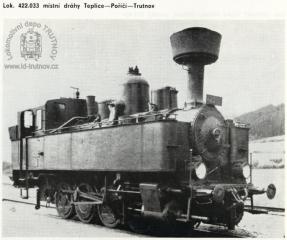 Parní lokomotiva 422.033