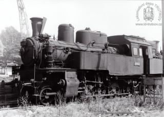 Parní lokomotiva 423.0140