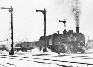 Parní lokomotiva 434.1191