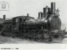 Parní lokomotiva 411.054 s tendrem řady 410.0
