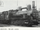 Parní lokomotiva 414.404 s tendrem 312.106
