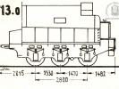 Schéma tendru řady 713.0