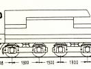Schéma tendru řady 821.0