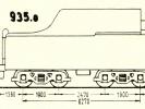 Schéma tendru řady 935.0