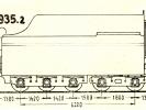 Schéma tendru řady 935.2