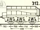 Schéma tendru ř.312.3
